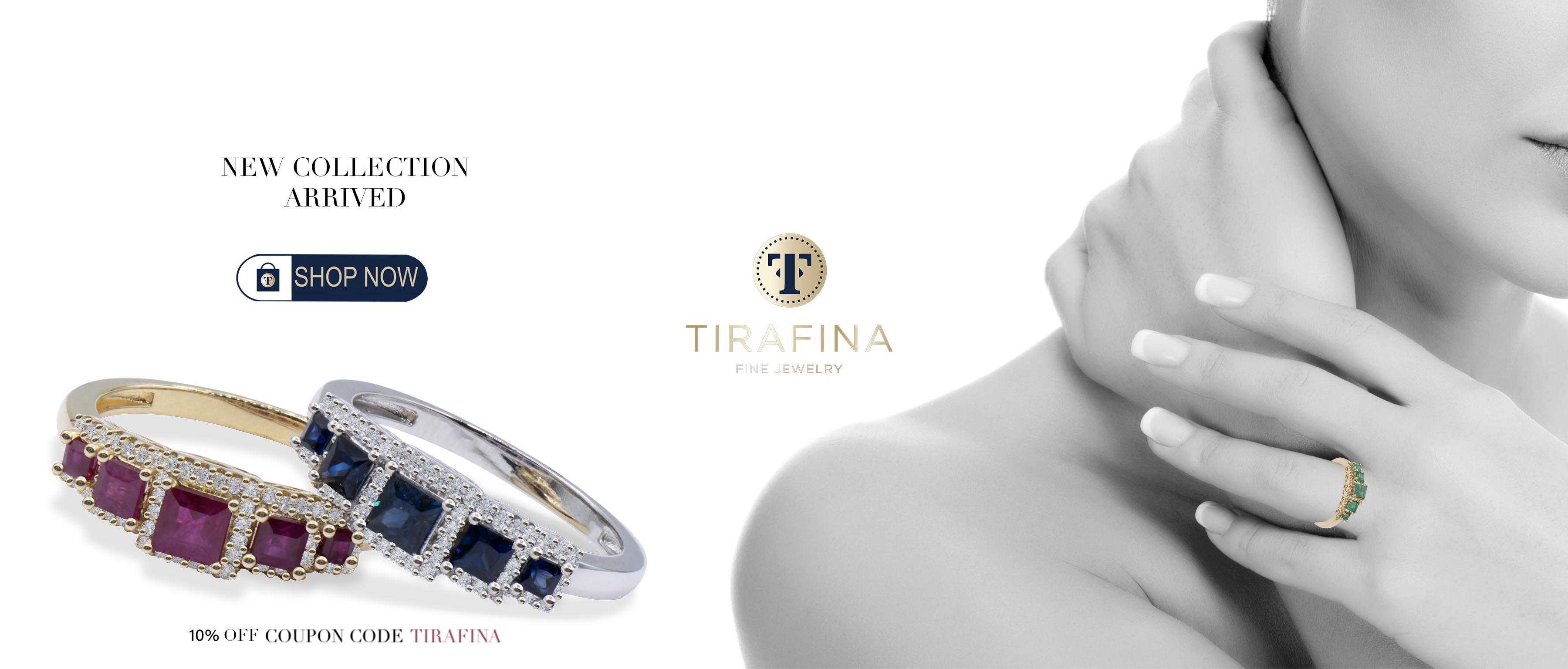 Tirafina jewelry shop diamonds